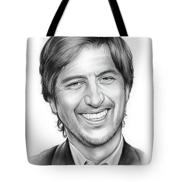 Ray Romano Tote Bag