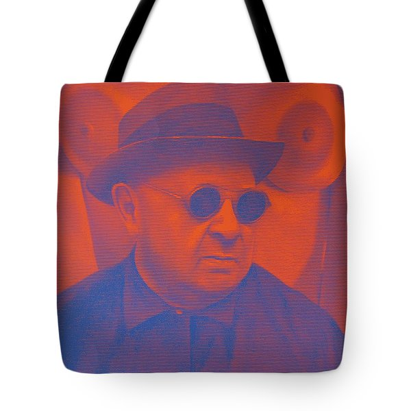 Raybanned Tote Bag