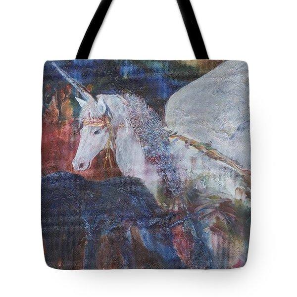 Rayden's Magic Tote Bag