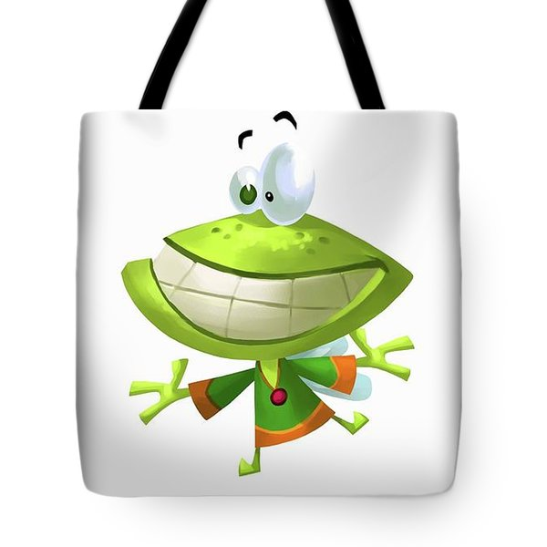 Rayman Legends Tote Bag