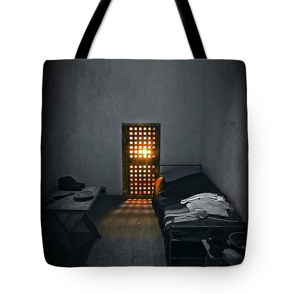Rays Of Freedom Tote Bag