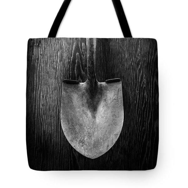 Razorback Shovel Tote Bag