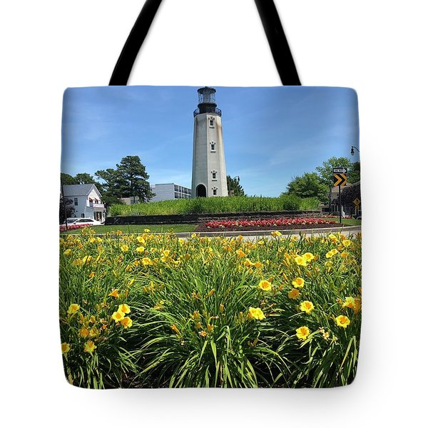 Rb Lighthouse Tote Bag