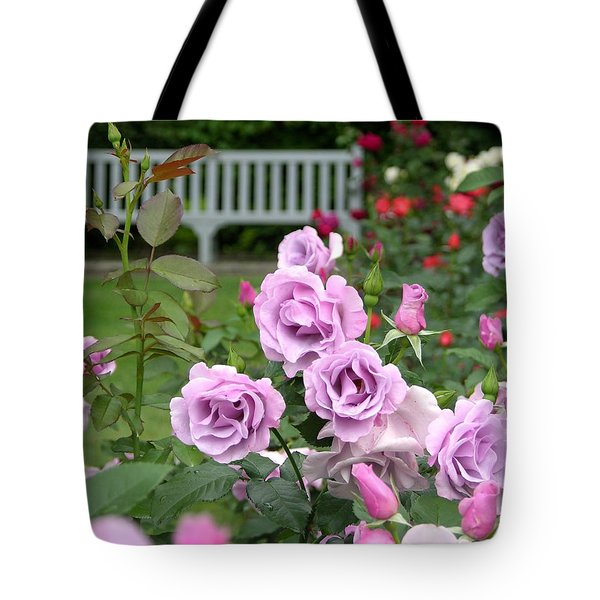 r.'Blueberry Hill' 6426 Tote Bag