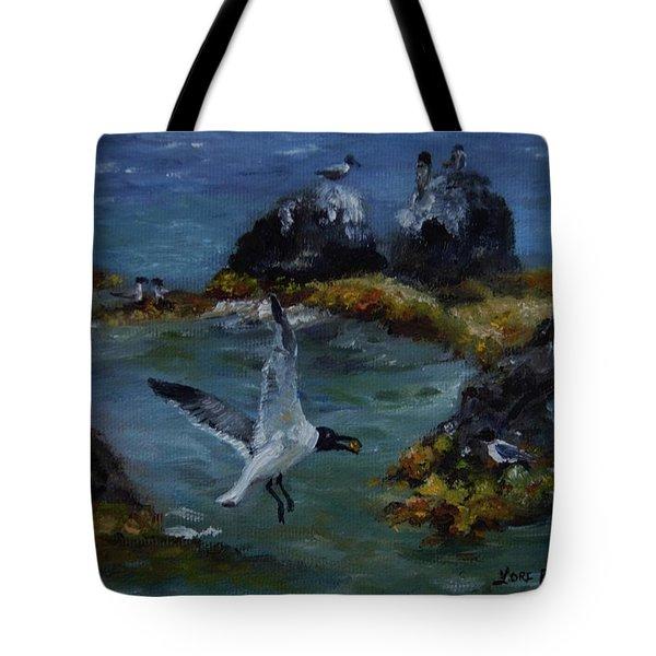 Re-tern-ing Home Tote Bag