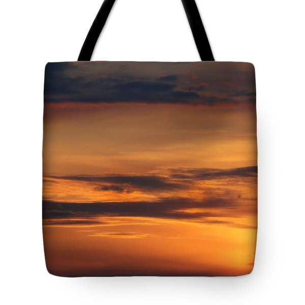 Reach For The Sky 10 Tote Bag by Mike McGlothlen