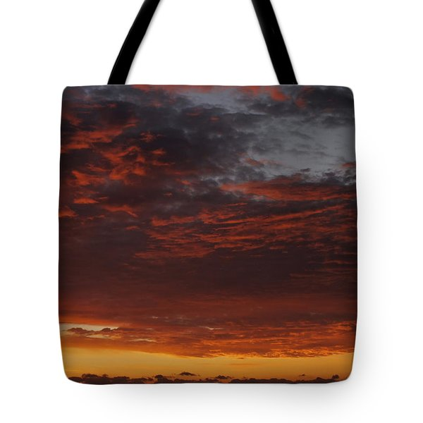 Reach For The Sky 12 Tote Bag