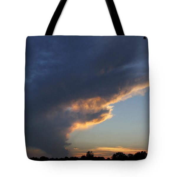 Reach For The Sky 25 Tote Bag by Mike McGlothlen
