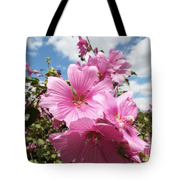 Reach For The Sky Tote Bag
