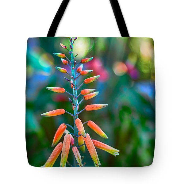 Reach For The Sun Tote Bag