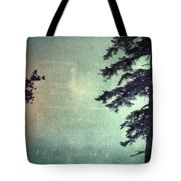Reach Me  Tote Bag by Mark Ross