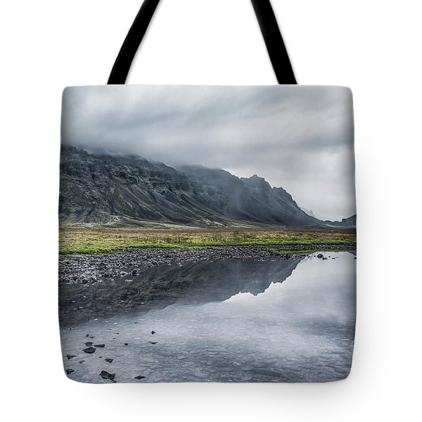 Reaching Deep Tote Bag