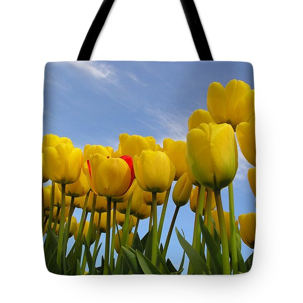 Reaching For The Heavens Tote Bag