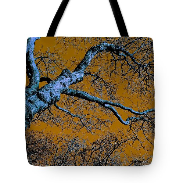 Reaching For The Skies Tote Bag