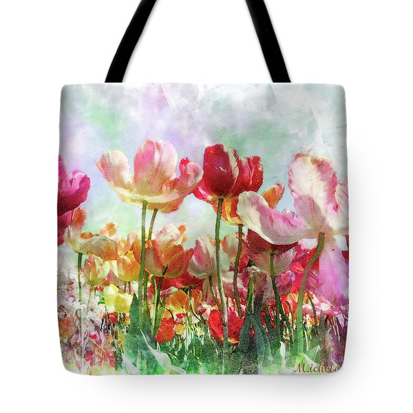 Reaching For The Sky Tote Bag