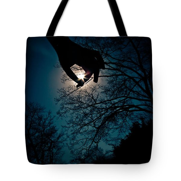 Reaching For The Stars Tote Bag