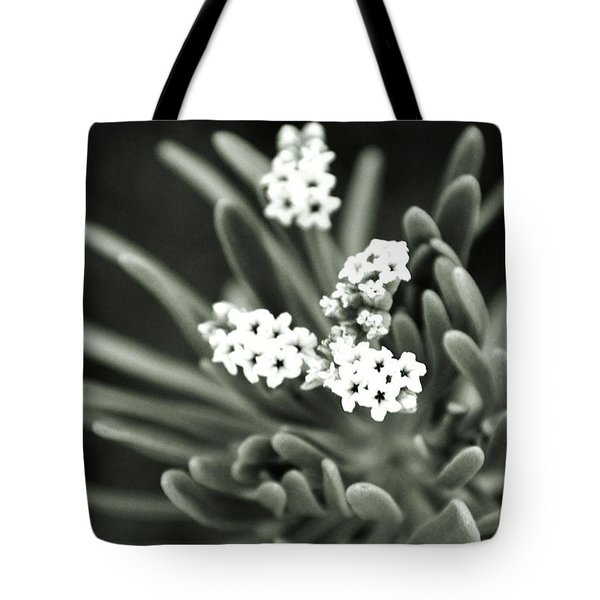 Reaching Out Tote Bag by Darla Wood