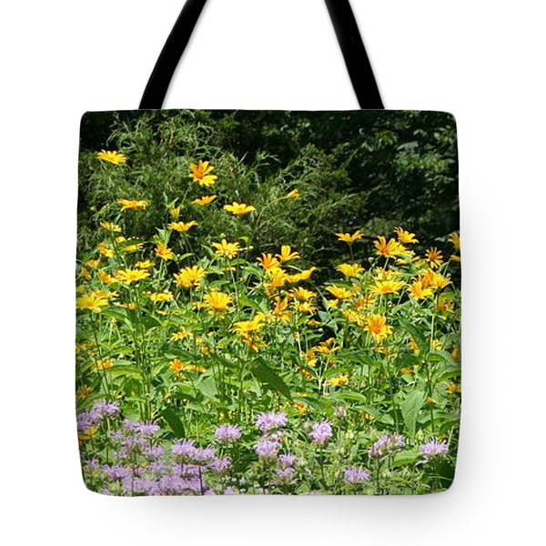 Reaching Tote Bag by Rebecca Smith