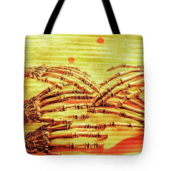 Reaching The Technological Singularity  Tote Bag