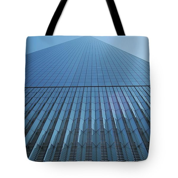 Reaching To Heaven Tote Bag