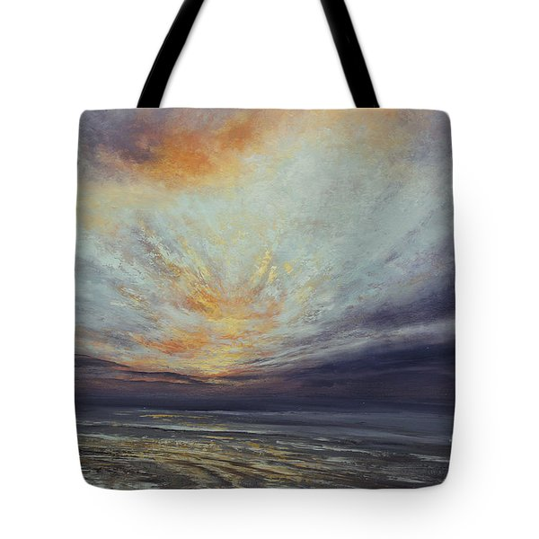 Reaching Higher Tote Bag by Valerie Travers