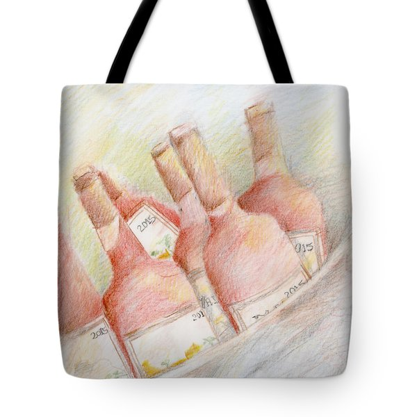 Ready For Tasting Tote Bag