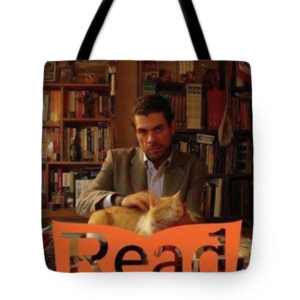 Read  National Readathon Tote Bag