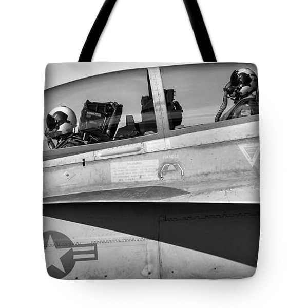 Ready And Willing Tote Bag