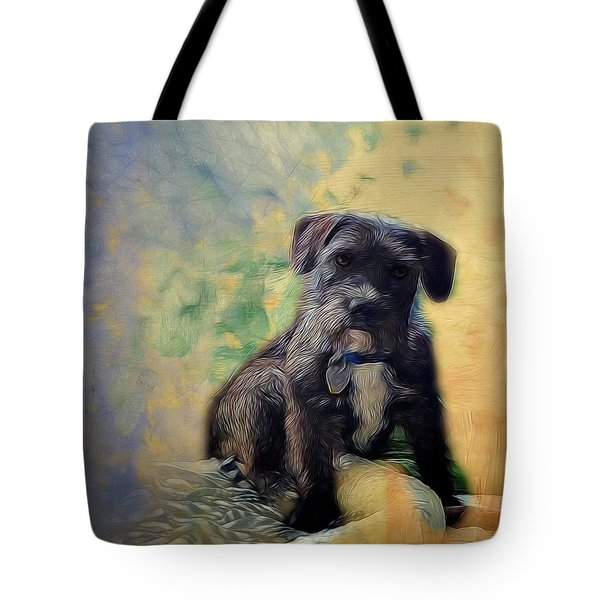 Tote Bag featuring the photograph Ready For A Nap by Ann Powell