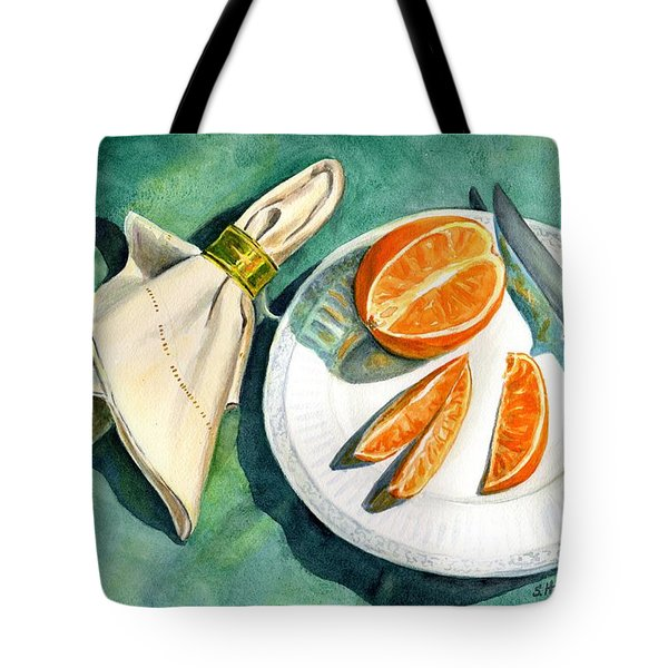 Ready For A Snack Tote Bag