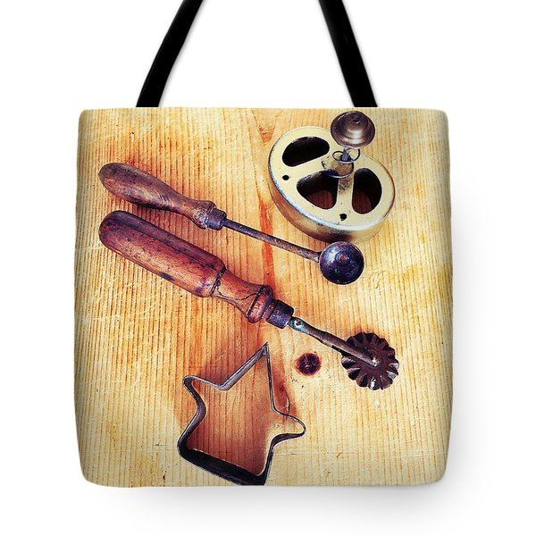 Ready For Baking Tote Bag