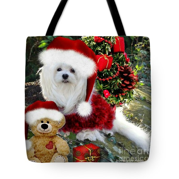 Ready For Christmas Tote Bag