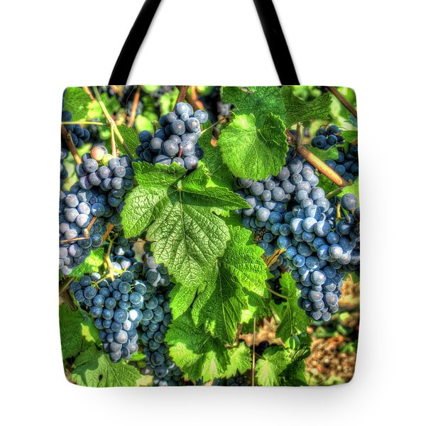Ready For Harvest Tote Bag by Alan Toepfer