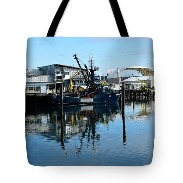 Ready For Launch Tote Bag