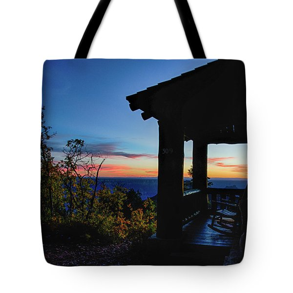 Ready For Sunset Tote Bag