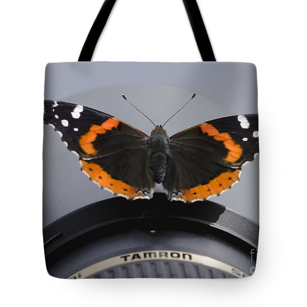 Ready For Takeoff Tote Bag by Andrea Silies