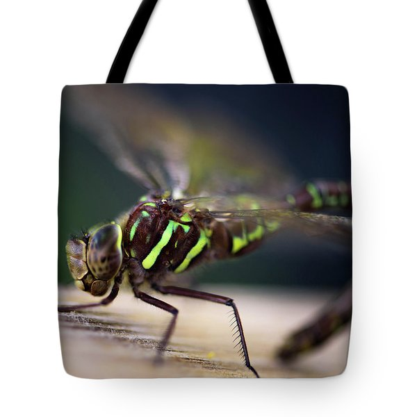 Ready For Takeoff Tote Bag by Sherman Perry