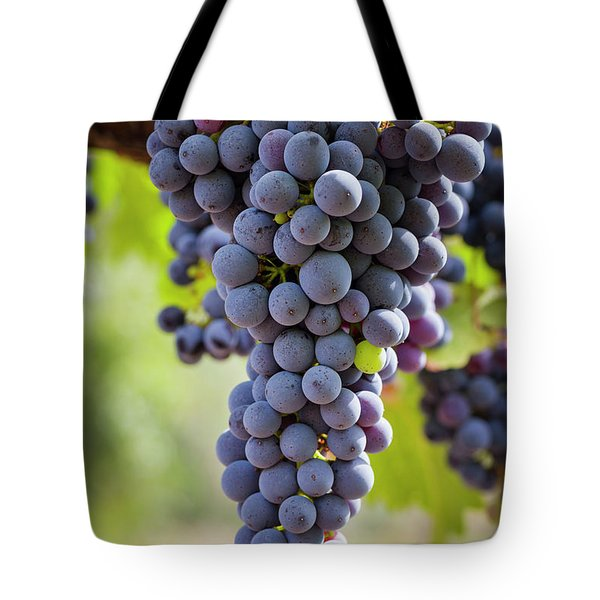 Ready For The Crush Tote Bag