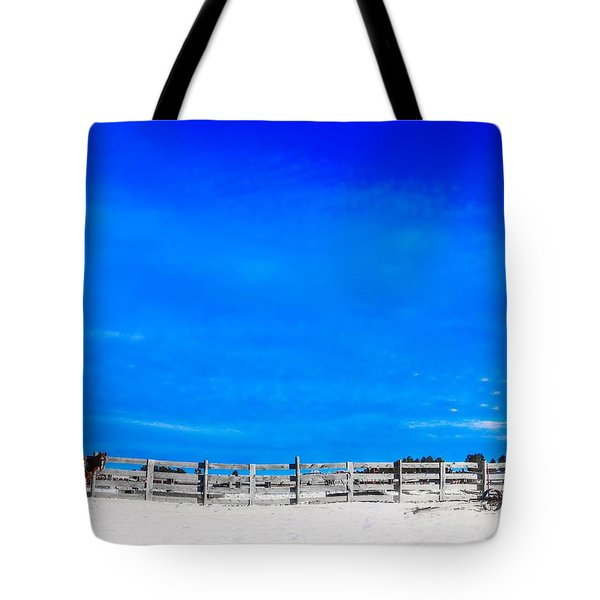 Ready For The Day Tote Bag