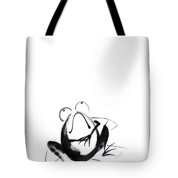 Ready For The Moment Tote Bag