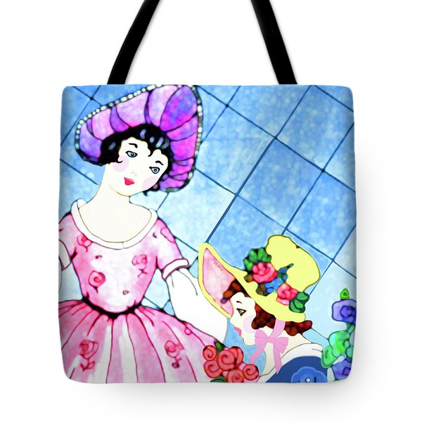 Ready For The Party Tote Bag