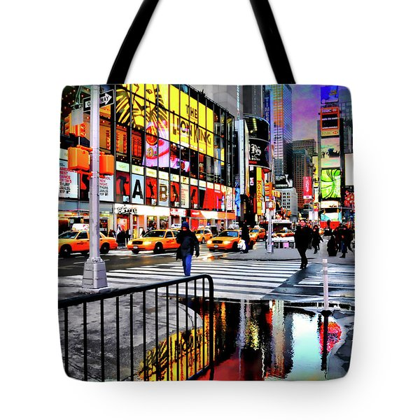Tote Bag featuring the photograph Ready Or Not by Diana Angstadt