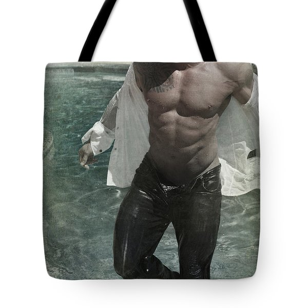 Ready Or Not Tote Bag by Laurie Search