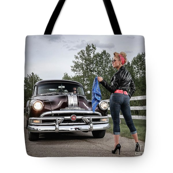 Tote Bag featuring the photograph Ready, Set.... by Brad Allen Fine Art