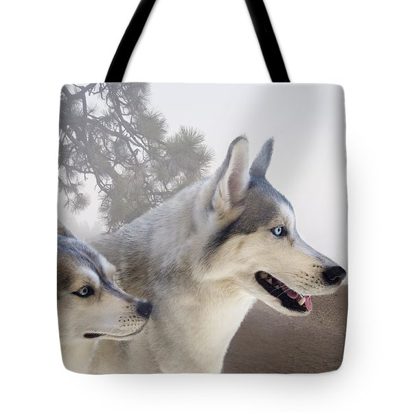 Ready Forthe Chase Tote Bag