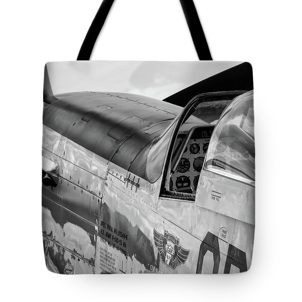 Ready To Fight Tote Bag