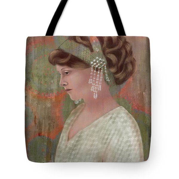 Ready To Go Tote Bag by Terry Honstead