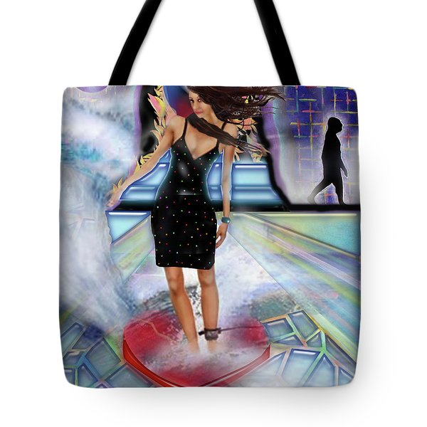 Ready To Love Again Tote Bag