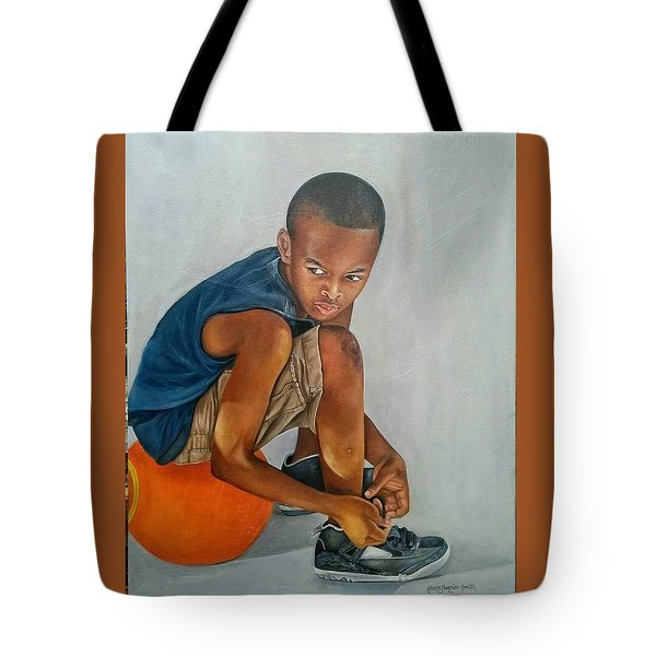 Ready To Play Tote Bag