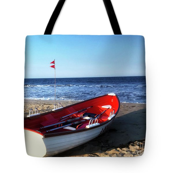 Ready To Row Tote Bag